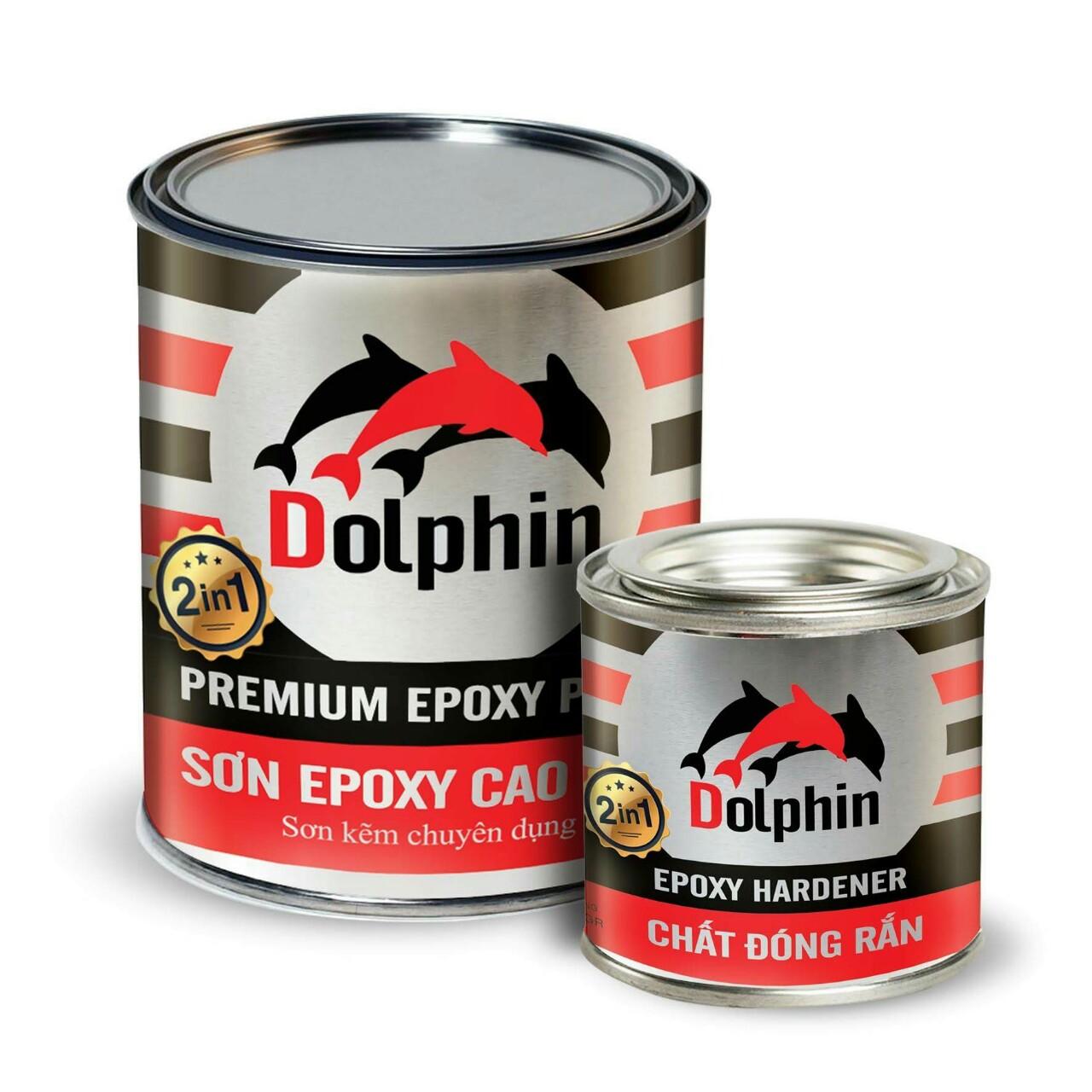 Dolphin 2 thành phần (Epoxy)