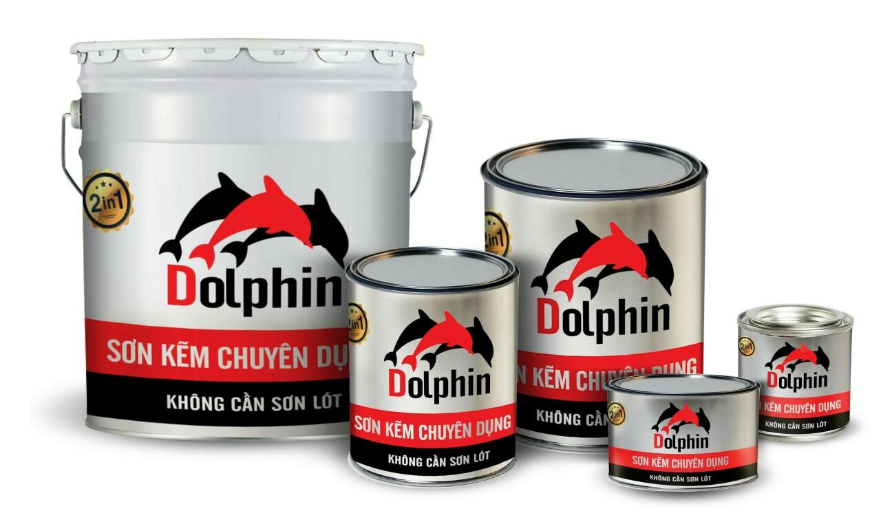 Dolphin 1 thành phần